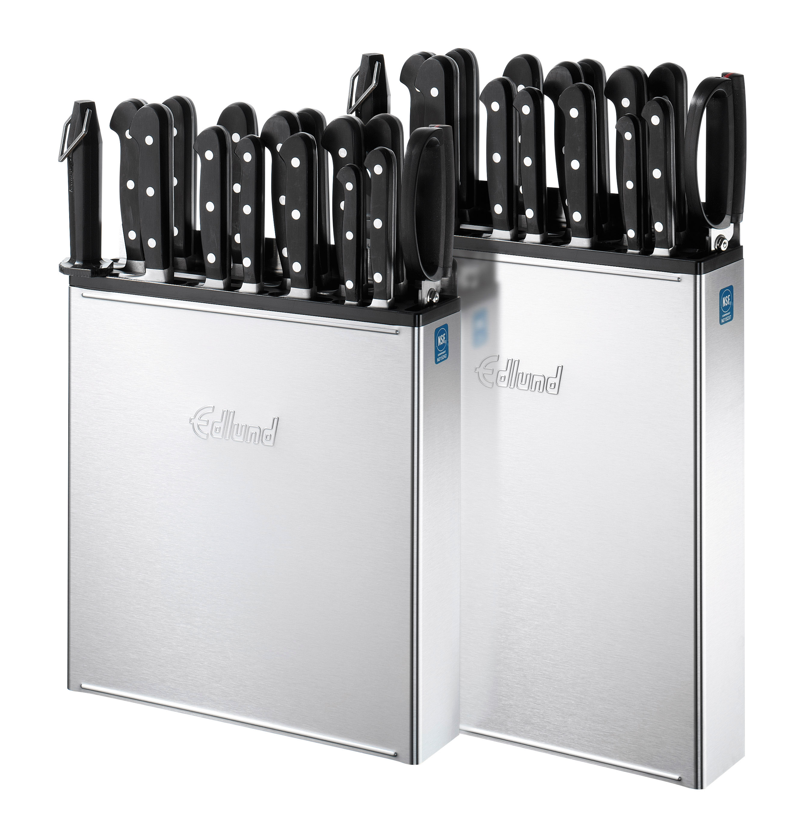 Stainless Steel Knife Racks