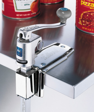 Can Opener Manual Model U-12C Manual Can Opener Stainless steel with quick change gear Universal Series