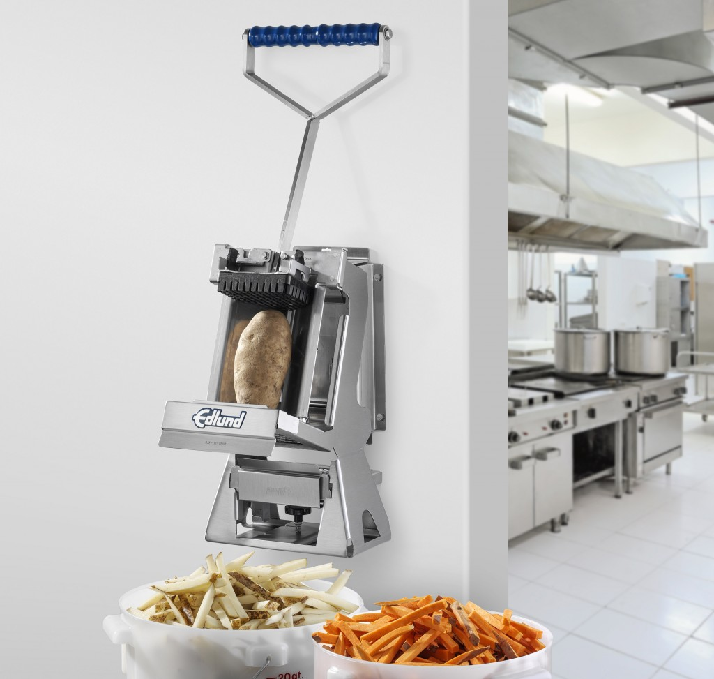 New! Titan Series Max-Cut. Cuts food prep time and maximizes savings.
