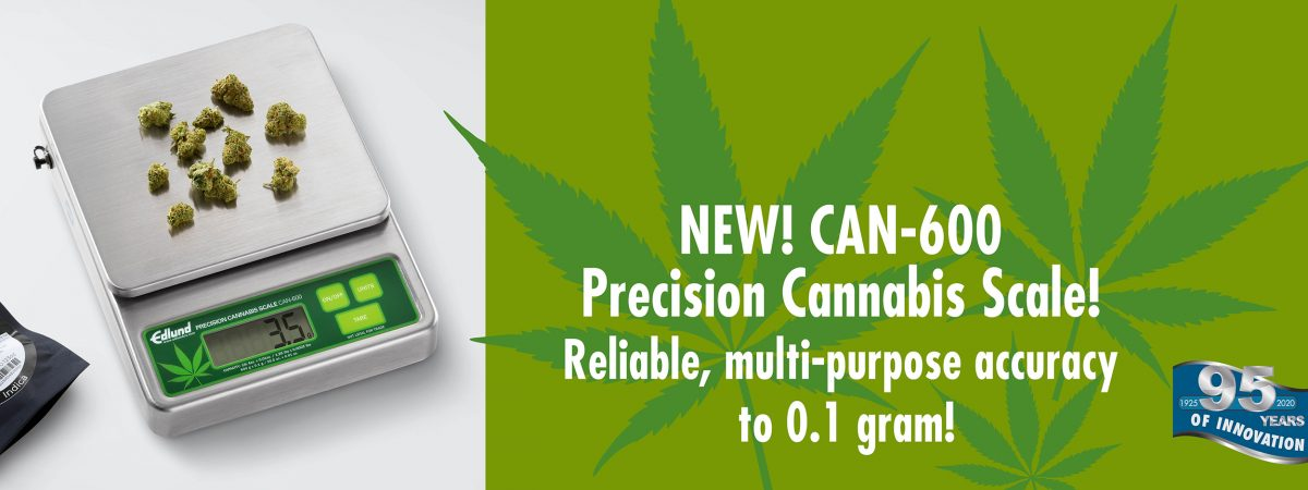 CAN-600 Cannabis Scale